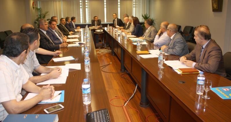 PTT A.Ş. 2015 Yılı 1. Dönem KİK Toplantısı Gerçekleşti