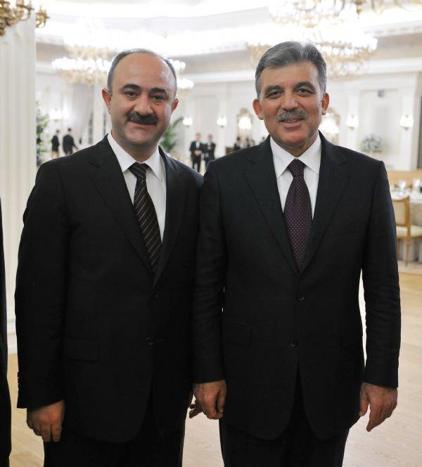 Gülcüoğlu, Cumhurbaşkanı Gülün Verdiği İftara Katıldı