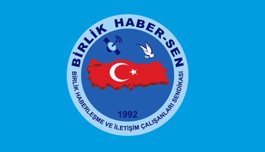 Birlik Haber-Sen TRT 12 No'lu Şube'nin Delege Seçim İlanıdır