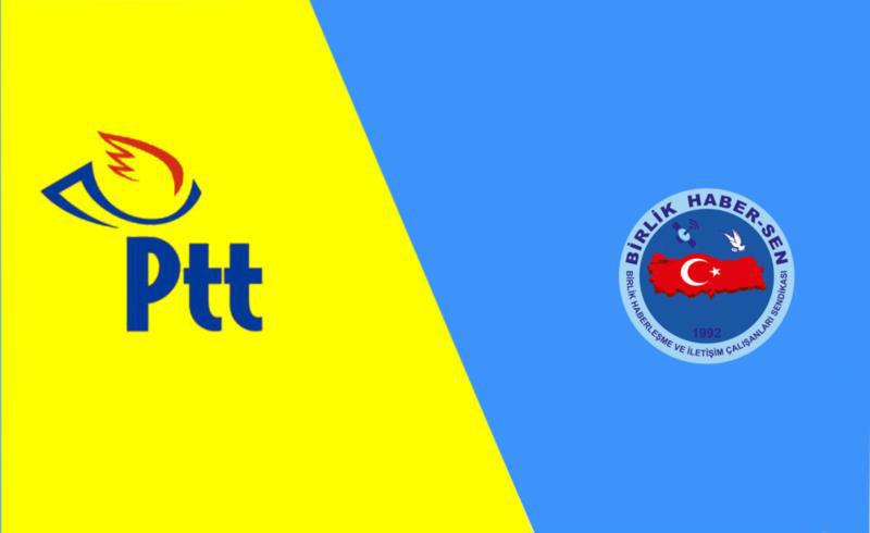 PTT'nin Cumartesi Günü Çalışılması Yönündeki Genelgesine İtiraz Ettik
