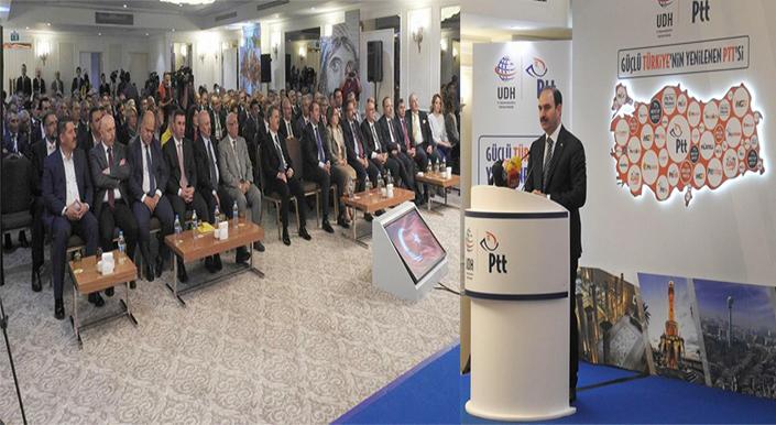 Başkanlarımız Başmüdürler Toplantısına Katıldı