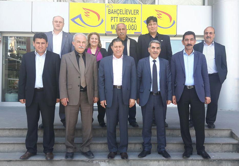 Başkanlarımızın İstanbul Teşkilat Ziyaretleri Tüm Hızıyla Sürüyor