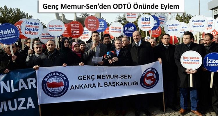 """BEYHAN: """"ODTÜ REKTÖRÜ İSTİFA ETMELİDİR"""""""