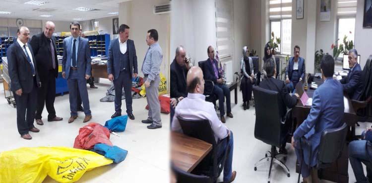 Genel Başkan Budak ve Yardımcıları, Rize Teşkilatını Ziyaret Etti