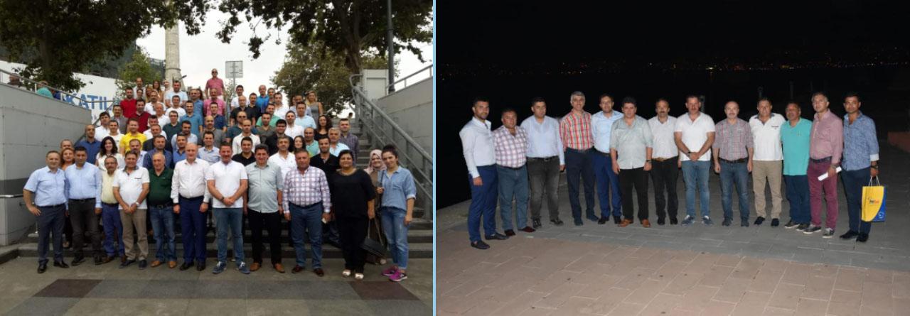 İstanbul Teşkilatı İstişare ve Bilgilendirme Toplantısında Bir Araya Geldi