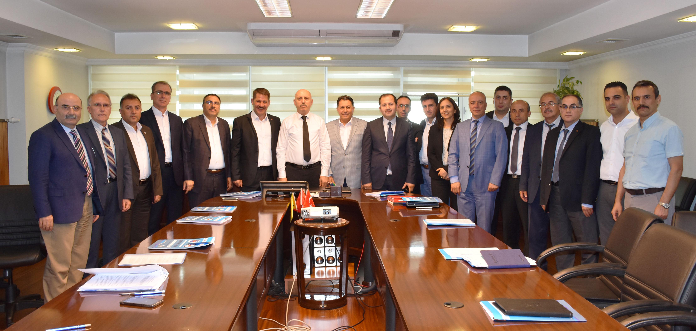 PTT A.Ş. 2018 Yılı 1. Dönem KİK Toplantısı Gerçekleştirildi