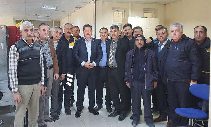 Teşkilat Çalışmalarımız Mardin ve Kızıltepe' de Devam Etti